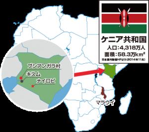 map_kenya